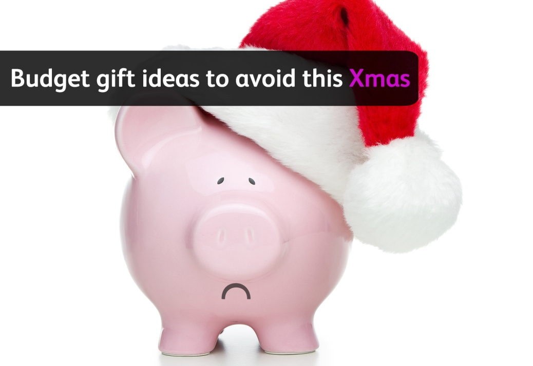 Xmas article piggy
